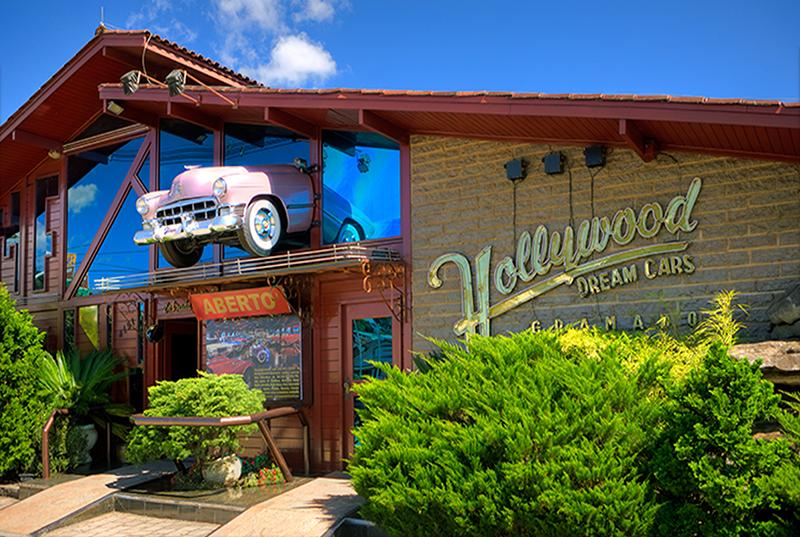 Hollywood Dream Cars em Gramado