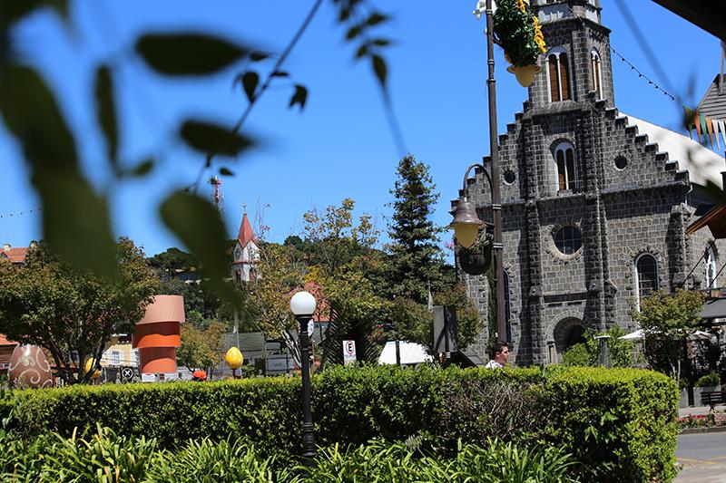 Igreja Matriz São Pedro em Gramado