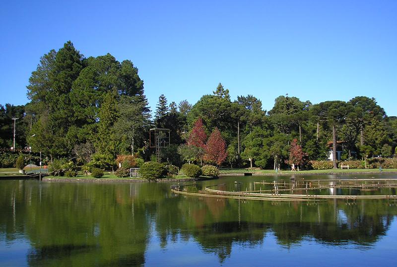 Lago Joaquina Rita Bier em Gramado