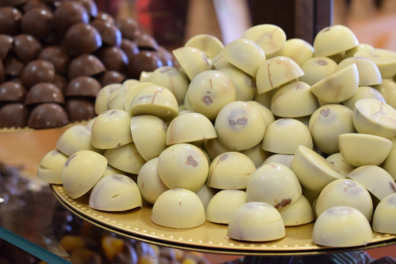 Deliciosos chocolates da Serra Gaúcha