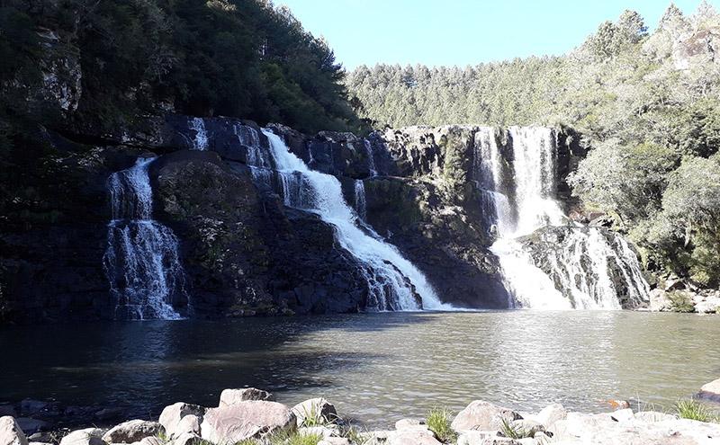 Parque da Cachoeira em Canela