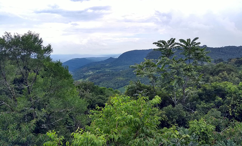 Mirante do Belvedere em Gramado